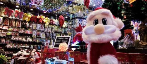Comércio está otimista com o aumento das vendas natalinas. (Arquivo Blasting News)