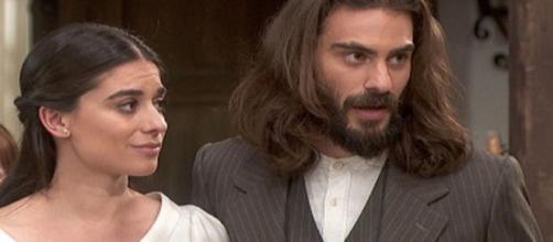 Il Segreto, spoiler: Isaac ed Elsa lasciano Puente Viejo dopo essersi sposati