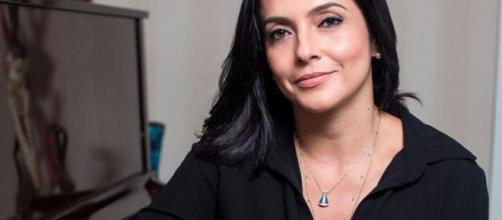 Izabella Camargo pode ter prejuízo financeiro por criticar a Rede Globo. (Arquivo Blasting News)
