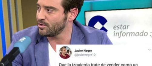 Javier Negre no da señales de vida. / asivaespana.com