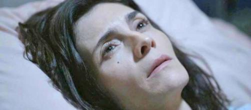 Leila vai despertar do coma. (Reprodução/Rede Globo)