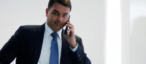 Loja de Flávio Bolsonaro foi alvo de investigação do MP do Rio de Janeiro. (Arquivo Blasting News)