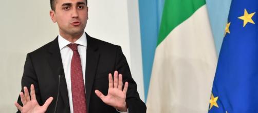 Luigi Di Maio si è recato in Libia.