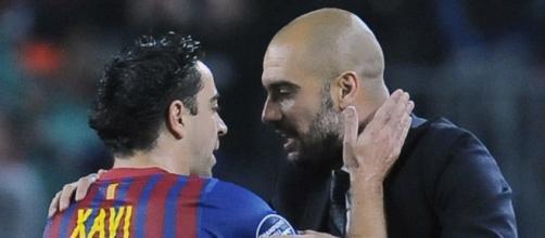 Mercato PSG : Paris 'rêve' du duo Guardiola-Xavi (Crédit instagram/fcbarcelona)