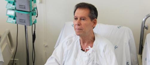 Vamberto Luiz de Castro se livrou da doença com a terapia genética conhecida como CART-Cell. (Divulgação/Hugo Caldato/Hemocentro RP)