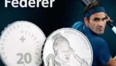 Roger Federer : 5 choses à savoir sur la pièce de monnaie à son effigie