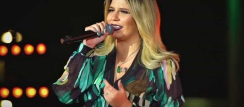 A cantora goiana Marilia Mendonça retorna aos palcos em março de 2020. (Arquivo Blasting News)
