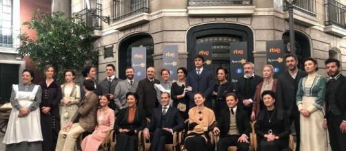 Anticipazioni Una Vita, puntate spagnole dal 2 al 5 dicembre: Felipe rinnova i suoi sentimenti per Marcia