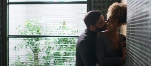 Após romances, traições e promessas de amor, Gisele tenta acabar com Diogo. (Arquivo Blasting News)