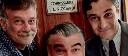 Il commissario Ricciardi, parte del cast