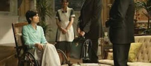 Il segreto, anticipazioni dicembre: Maria ingannata da Fernando, crede di non poter più camminare