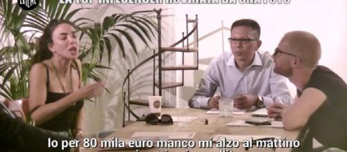 L'influencer Chiara Biasi è stata vittima di uno scherzo de Le Iene