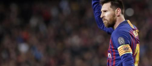 Pallone d'Oro 2019, vince Lionel Messi.