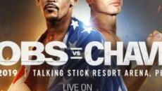 Boxe: Jacobs vs Chavez Jr a Phoenix, match visibile il 21 dicembre su DAZN