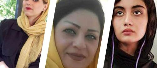 Au moins 25 femmes tuées en Iran dans les manifestations contre la dictature.