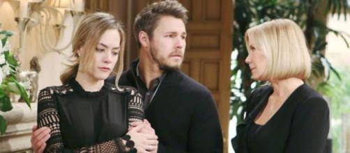 Beautiful, spoiler 21 dicembre: Hope confessa a Brooke di vedere lo spirito di Beth