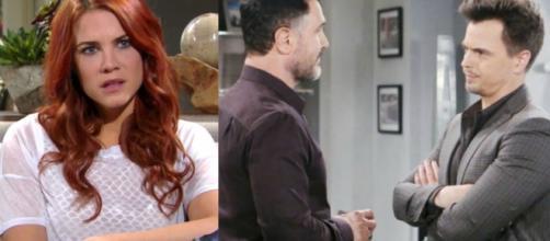 Beautiful, spoiler: Wyatt pretende che Bill aiuti Sally a riaprire la Spectra Fashions