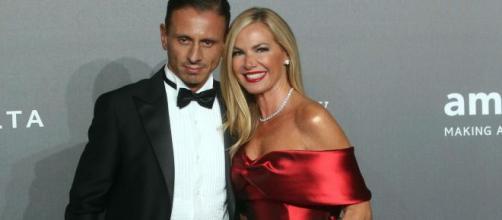 Federica Panicucci e Marco Bacini prima intervista di coppia: 'Ci piacerebbe sposarci'.