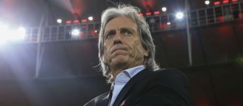 Jorge Jesus diz que só deixaria o Flamengo por 5 times europeus. (Arquivo Blasting News)