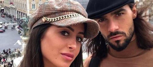 Julien Guirado se défend en disant être victime d'un piratage qui a publié la vidéo intime de sa copine Marine. Credit: Instagram/guira22