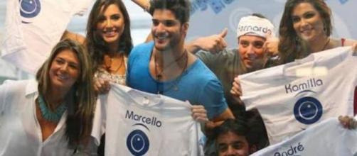 Participantes já enfrentaram a 'Casa de Vidro' no 'BBB13'. (Reprodução/Rede Globo)