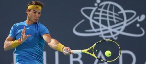Rafa Nadal è il secondo finalista del Mubadala World Tennis Championship 2019