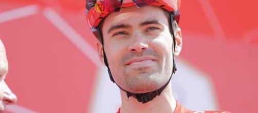 Tom Dumoulin sarà nel tridente della Jumbo Visma al Tour de France