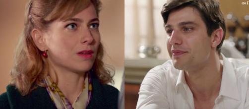 Anticipazioni Il Paradiso delle Signore, puntata 30 dicembre: Roberta pentita di aver baciato Marcello.