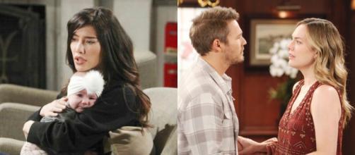 Beautiful, spoiler: Steffy, Kelly e Phoebe si trasferiscono a Parigi, Hope e Liam in crisi