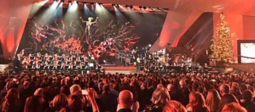 Concerto di Natale in Vaticano 2019: l'evento in tv su Canale 5 nella prima serata di martedì 24 dicembre - catt.ch