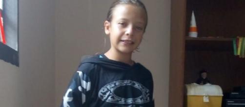 Heloá tinha 11 anos. (Arquivo Pessoal)