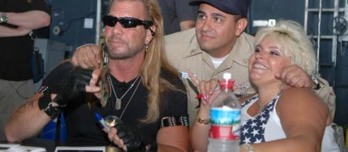 .How Duane Chapman and family wil get through first Christmas without Beth Chapman. (Photo: Wikimedia Commons/ News Navy)
