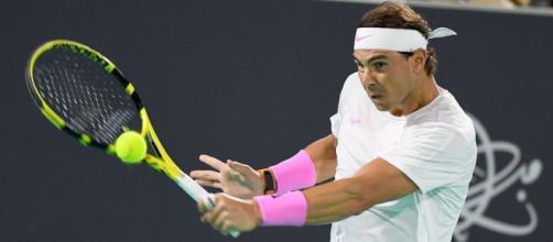 Rafa Nadal vince l'edizione 2019 del Mubadala World Tennis Championship