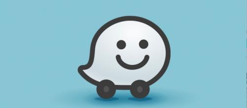 Waze, l'application pour éviter le trafic. Credit: Wikimedia Commons