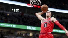 Bulls vencem Detroit Pistons e mantêm esperança de irem aos playoffs da NBA