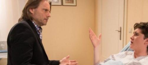 Spoiler Tempesta d'amore: Michael lavora in radio, Fabien rischia di morire.