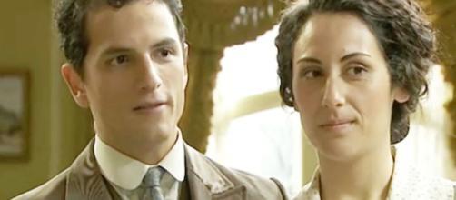 Una Vita, spoiler: Lolita parte per la luna di miele con Antonito dopo essersi licenziata