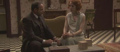 Il segreto, trama del 24 dicembre: Raimundo e Irene continuano a sospettare di Fernando