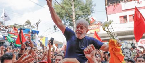 Lula disputa pelada com Chico Duarte. (Arquivo Blasting News)