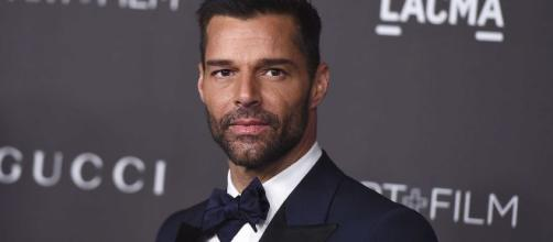 New Baby and New Music: Ricky Martin Hosts the Latin Grammys ... - voanews.com