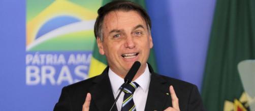 Presidente Bolsonaro acredita estar no caminho certo do progresso e lamenta o preço da carne. (Agência Brasil)