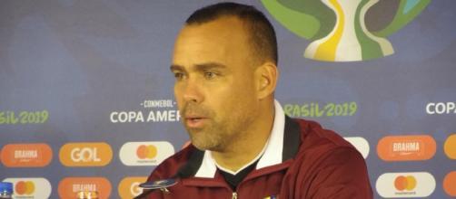 Ex-goleiro deve ser novo treinador do Galo. (Arquivo Blasting News)