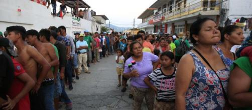 Masivos grupos de migrantes ingresaron a México este año 2019. - americateve.com