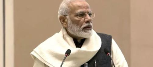Prime Minister of India Narendra Modi - Image credit - Narendra Modi / YouTube