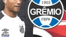 Grêmio mira Carlos Sanchez e aponta saída de pelo menos mais três atletas