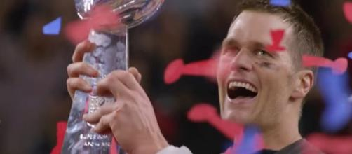 Brady is the second signal-caller on the NFL 100 All-Time team (Image Credit: NFL/YouTube)