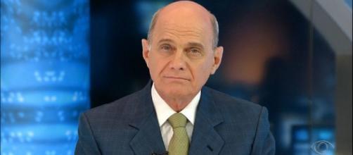 Ricardo Boechat é um dos apresentadores que morreram em 2019. (Reprodução/Bandeirantes)