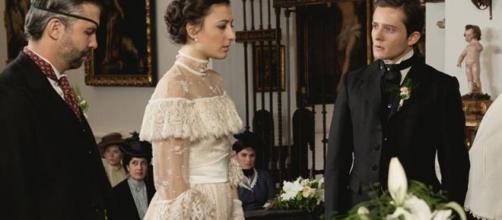 Una Vita, spoiler: Lolita rifiuta Ceferino per Antonito, Lucia lascia Samuel sull'altare