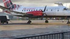 Loganair asks five passengers to disembark as plane 'too heavy' to fly