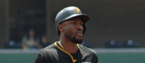 An image of Starling Marte. [image source: Ian D'Andrea- Wikimedia Commons]